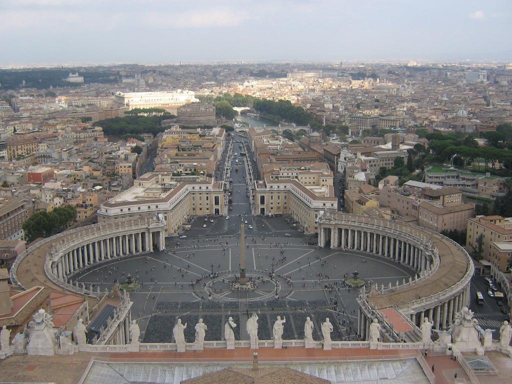 Panorama San Pietro